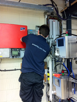 Specialists in Electrical Contracting, covering Bournemouth, Poole & Dorset